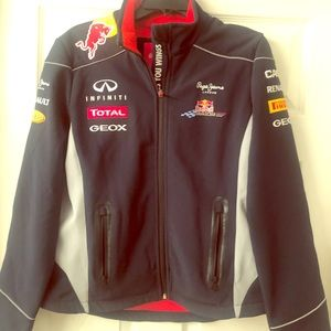 Pepe jeans London -Red Bull racing jacket